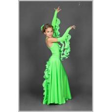 Платье для танцев стандарт Fenist Фелиция 713