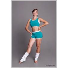 Топ для танцев Fenist Мята 1039