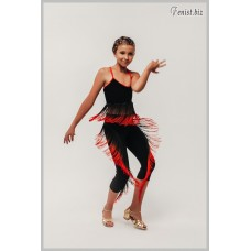 Топ для танцев Fenist Сафари 1041