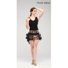 Блуза для танцев латина Fenist Альфа 347