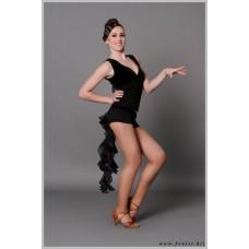 Блуза для танцев латина Fenist Opium 149