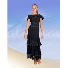 Платье для танцев стандарт Talisman 278