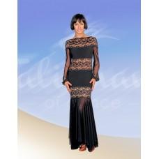 Платье для танцев стандарт Talisman 284