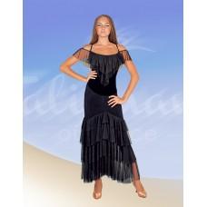 Платье для танцев стандарт Talisman 291