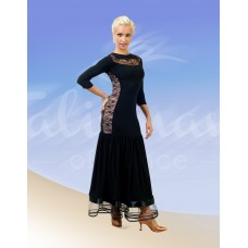 Платье для танцев стандарт Talisman 617