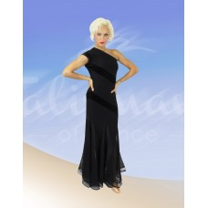Платье для танцев стандарт Talisman 627