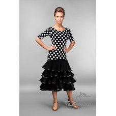 Платье для танцев стандарт Talisman 773
