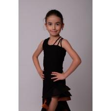 Блуза для танцев латина Maison  BLT 01-00