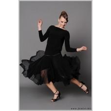 Блуза для танцев латина Fenist Ангел 147/1