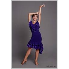 Блуза для танцев латина Fenist Аврора 325