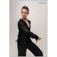Рубашка для танцев Fenist Бонд 956