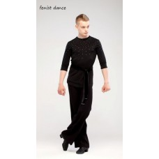 Рубашка для танцев Fenist Галактика 959
